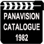 Panavision Catalogue 1982