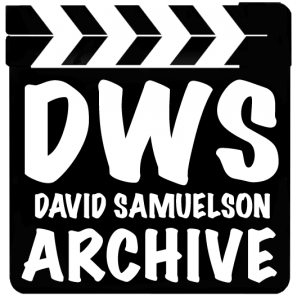 DWS ARCHIVE Large Logo