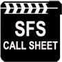 SFS Call Sheet